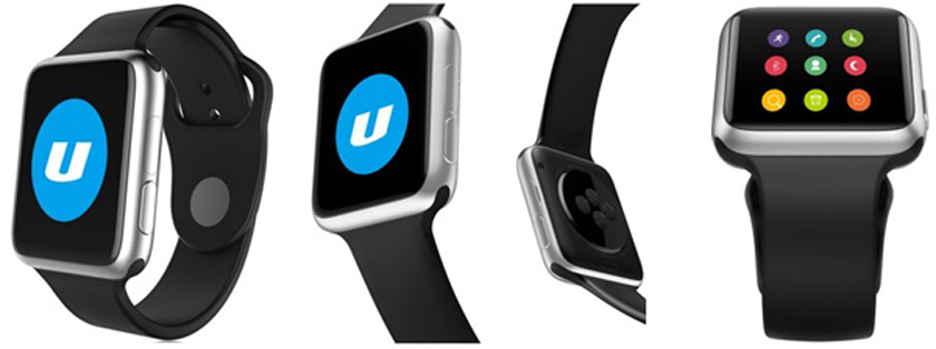 rrtttt Nu este un Apple Watch este Ulefone uWear la super pret