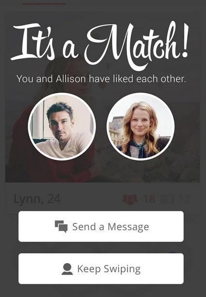 Tinder aplicatie de matrimoniale pentru Android