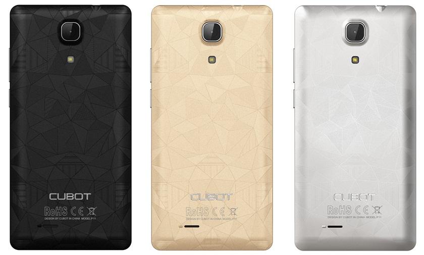 201509211901288630 CUBOT P11 telefon chinezesc quad core la pret redus