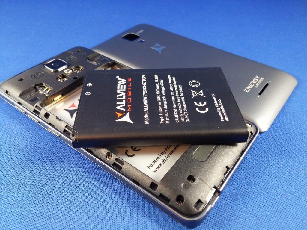 Concurs- Castiga un telefon Allview P5 Energy!
