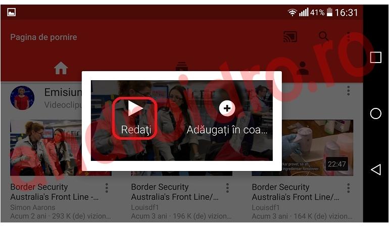 444fdgx Cum conectezi un telefon la un Smart TV pentru vizualizare pe YouTube