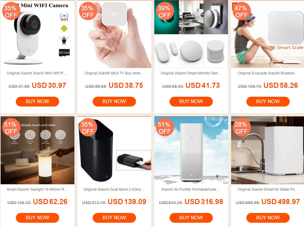 54r Promotii in gama Xiaomi la everbuying.net pana pe 27 octombrie