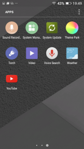 Tema de Android 6 Marshmallow pe Allview P5 Energy
