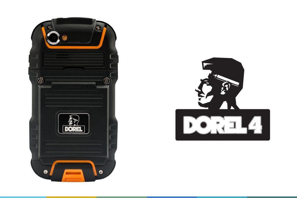 UTOK Dorel 4 cu protectie IP68 si super baterie