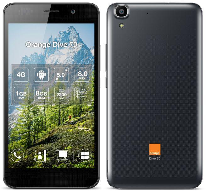 detrfgdsx Orange Dive 70 telefon ieftin la abonament Orange