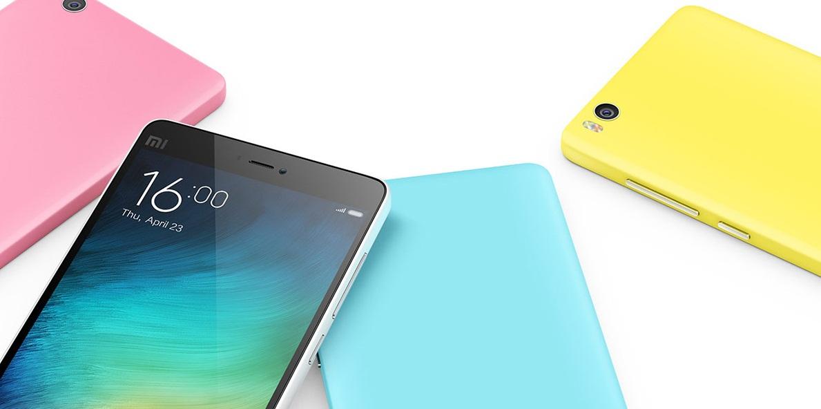 df Xiaomi Mi4i si Xiaomi Redmi Note 2 in depozitele din UE gearbest.com