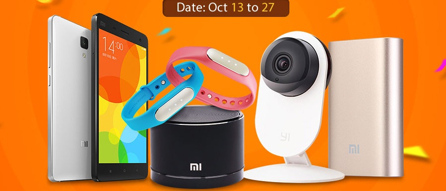 er Promotii in gama Xiaomi la everbuying.net pana pe 27 octombrie