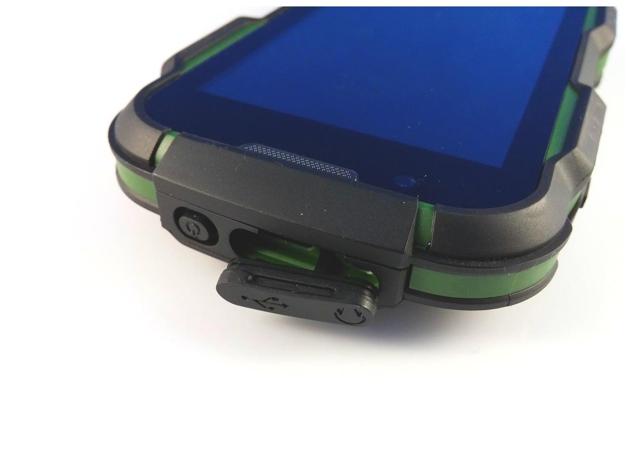 Unboxing UTOK Explorer 4, telefon rugged IP 68