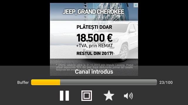 67 Canale TV online romanesti gratuit pe telefon cu aplicatia SopCast