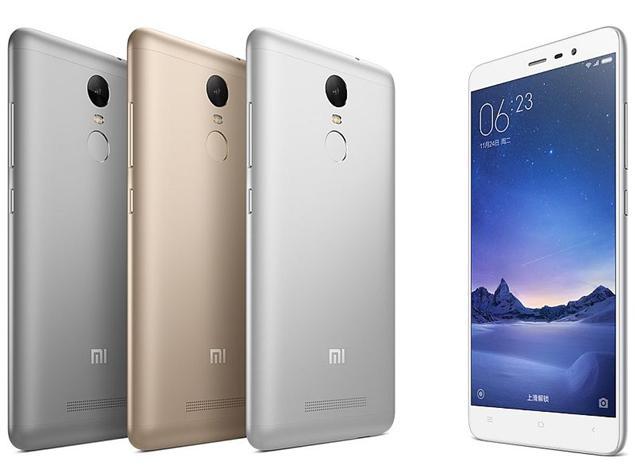 fff XIAOMI REDMI Note 3 este oficial anuntat si ajunge in oferta gearbest