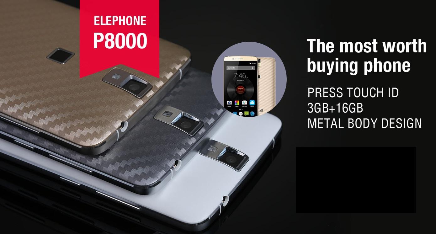 ggg 3 modele Elephone se afla la promotie pana pe 15 noiembrie