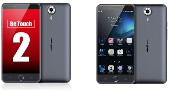 ggg Ulefone Be Touch 2 comparat cu Ulefone Be Touch 3