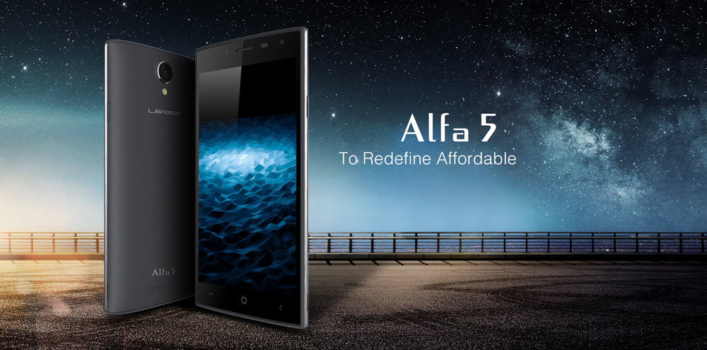 hhh LEAGOO Alfa 5 telefon 3G la super pret