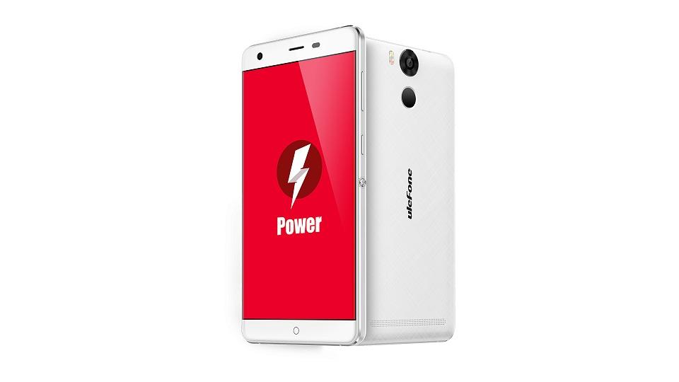 Ulefone Power este anuntat oficial de catre compania Ulefone