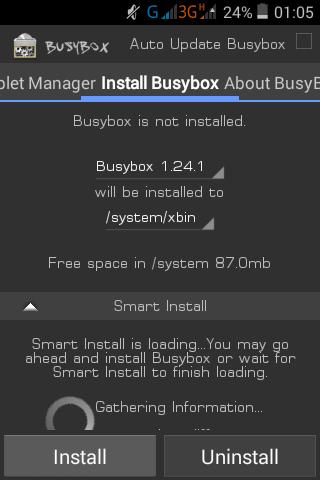 2 (2) Busybox, aplicatie indispensabila telefoanelor ce au root facut