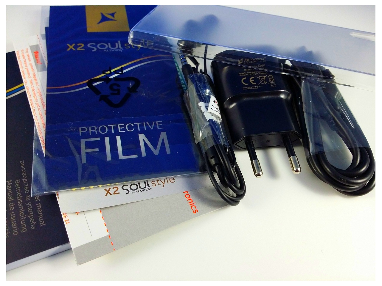 Allview X2 Soul Style CONCURS si unboxing