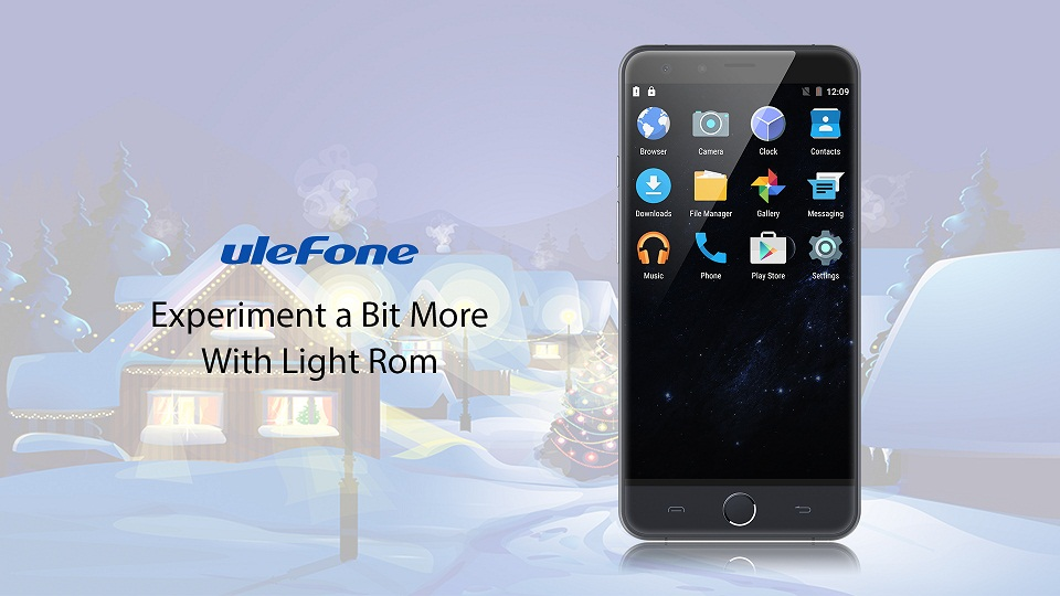 """3022-3_20151224-01 Ulefone Be Touch 3 Instalare """"Simplified ROM"""" update oficial"""
