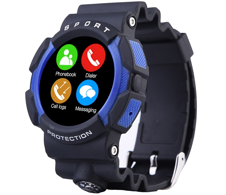 4545 NO.1 A10 un rugged smartwatch destul de interesant cu standard IP67