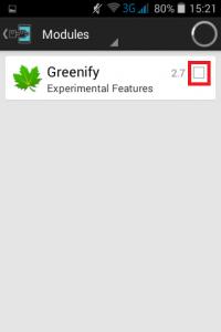6 Greenify, o aplicatie pentru multitasking