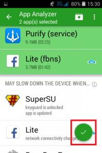 7 Greenify, o aplicatie pentru multitasking