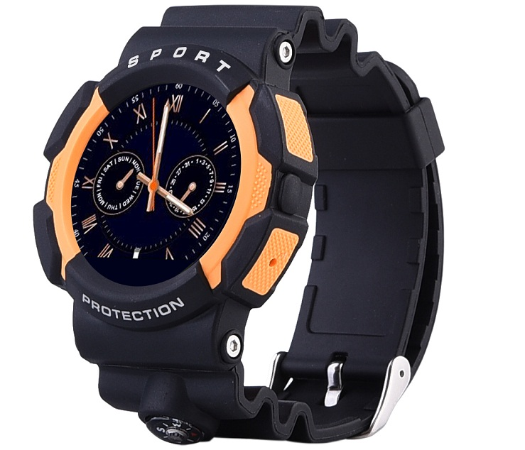 7878 NO.1 A10 un rugged smartwatch destul de interesant cu standard IP67
