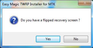 8 Instalare TWRP Recovery pe telefoane cu procesor MediaTek