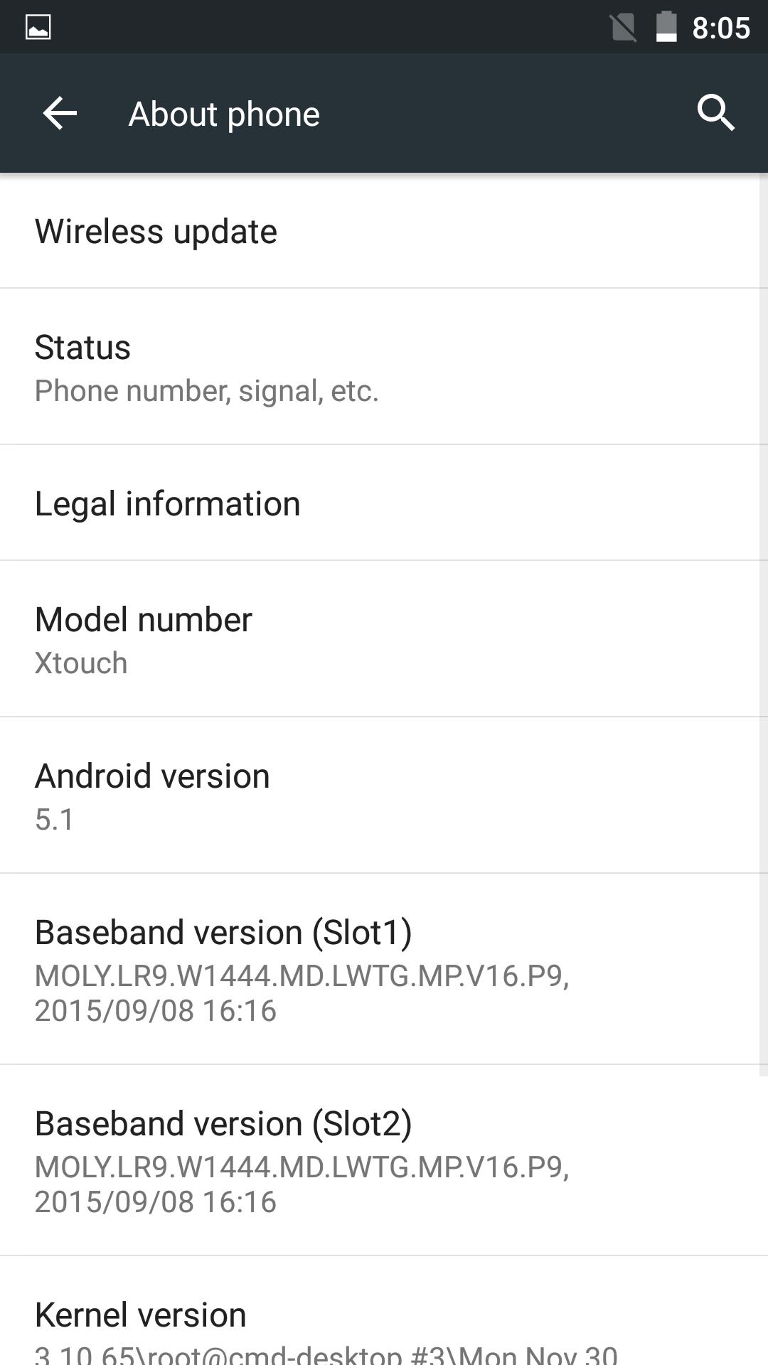Review Bluboo Xtouch, 3GB RAM si camera foto de exceptie la 670 lei
