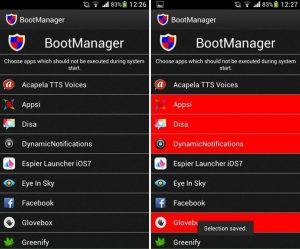 bootmanager Moduri Xposed, partea I