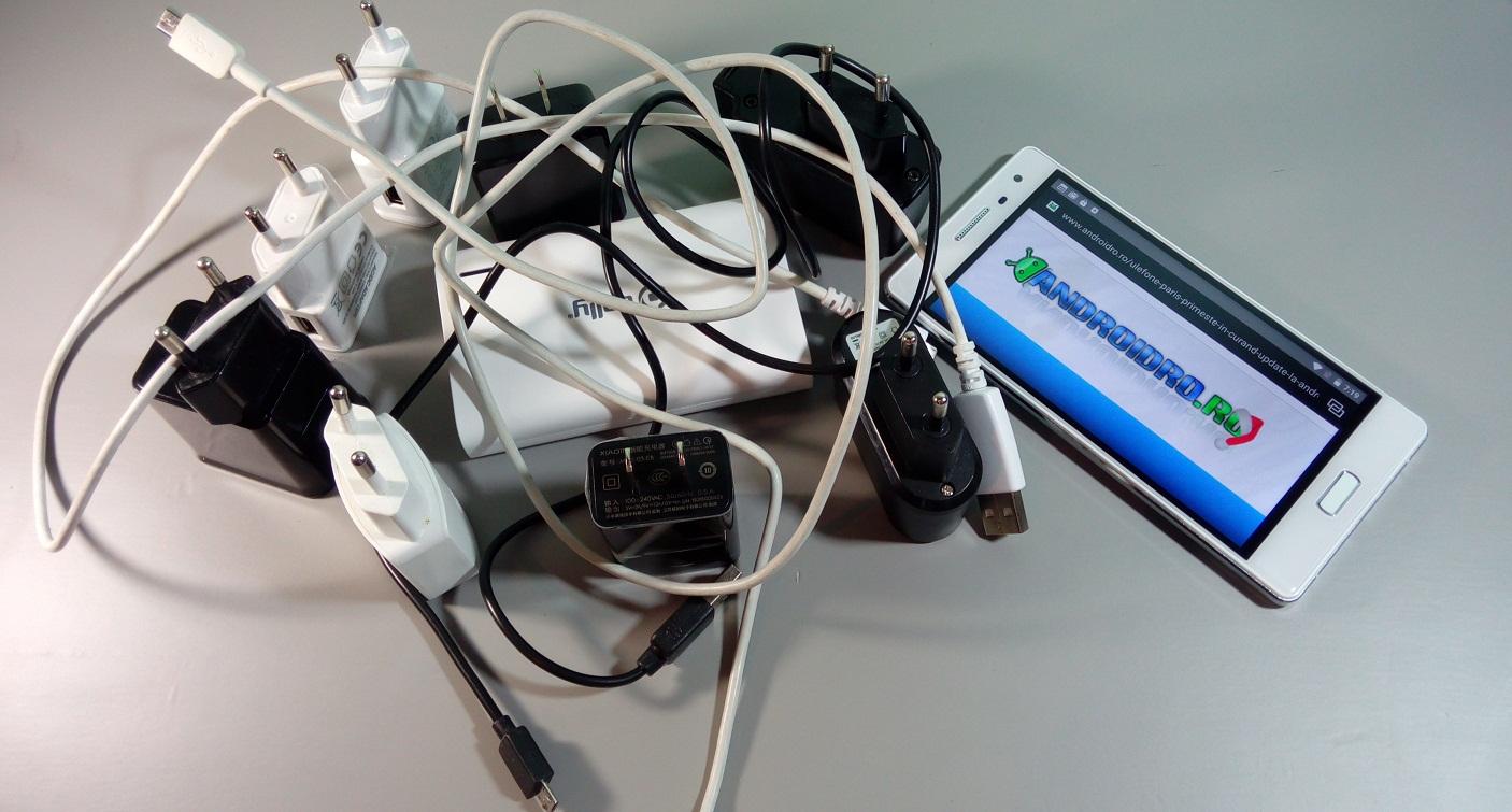 f Super aplicatie Android ce-ti arata amperajul incarcatorului in timp real