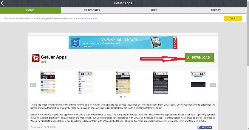 ggg Cele mai bune aplicatii alternative la magazinul Google Play