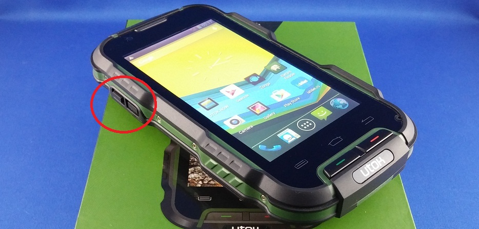 ghgh Review UTOK Explorer 4, telefonul cu adevarat rezistent!