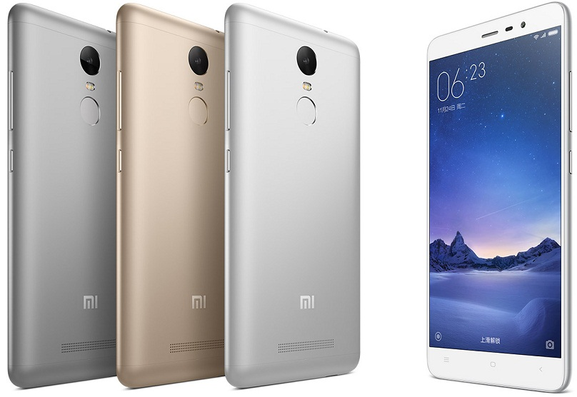 tr4 Xiaomi Redmi Note 3 si cupoane de reducere pe everbuying