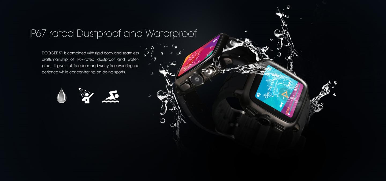 2c59d0fbda DOOGEE S1 - un smartwatch interesant, cu specificatii bune