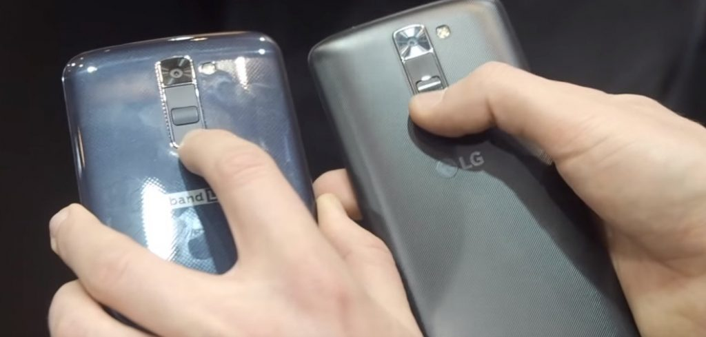 5656 LG K7 si LG K10 lansate la CES 2016, telefoane ieftine dar frumoase