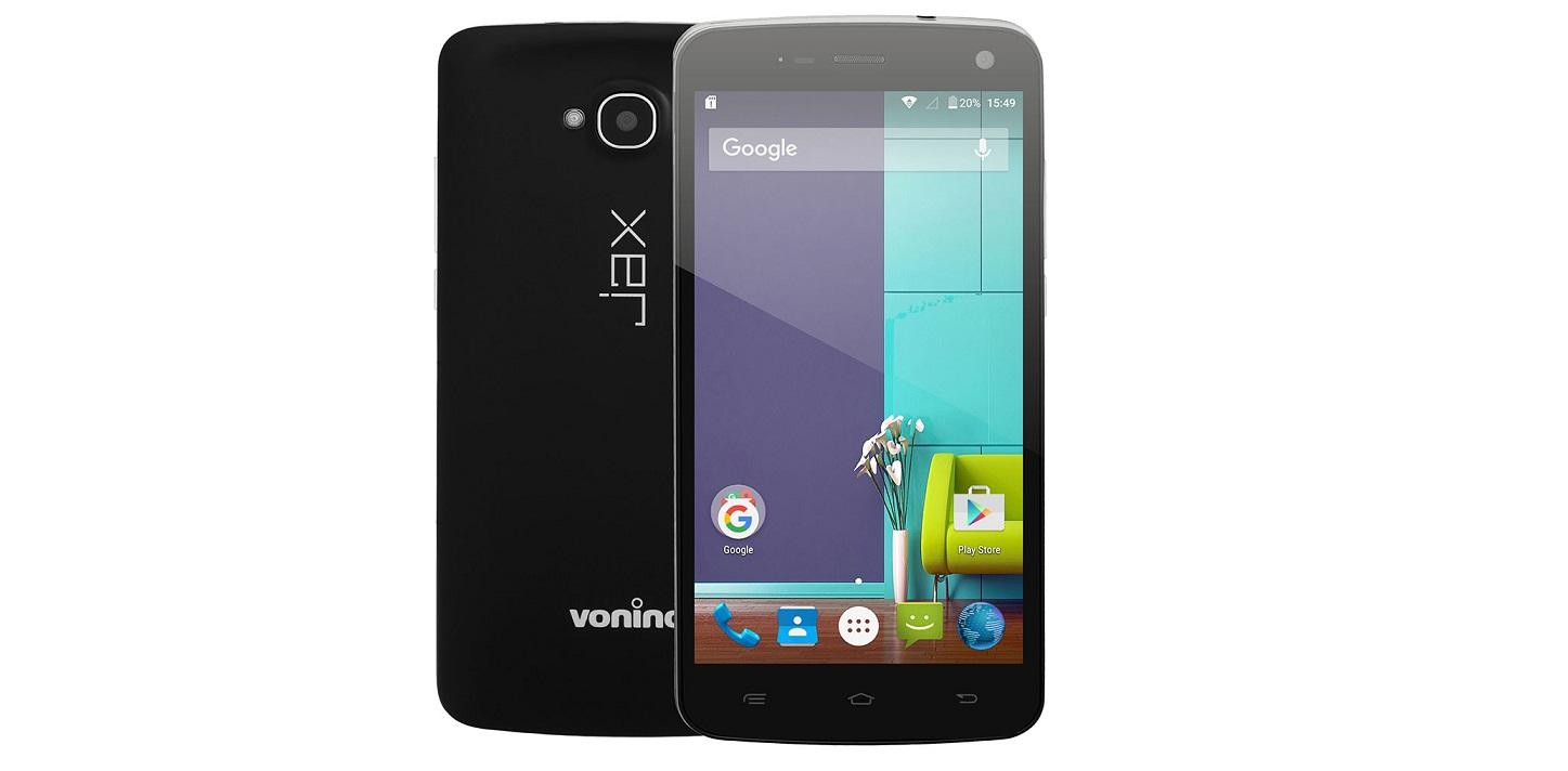 """5656 Vonino JAX Q este cel mai ieftin telefon de 5"""" HD la inceput de 2016, 290 lei"""