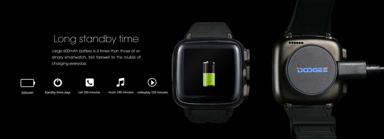 650a580794 DOOGEE S1 - un smartwatch interesant, cu specificatii bune