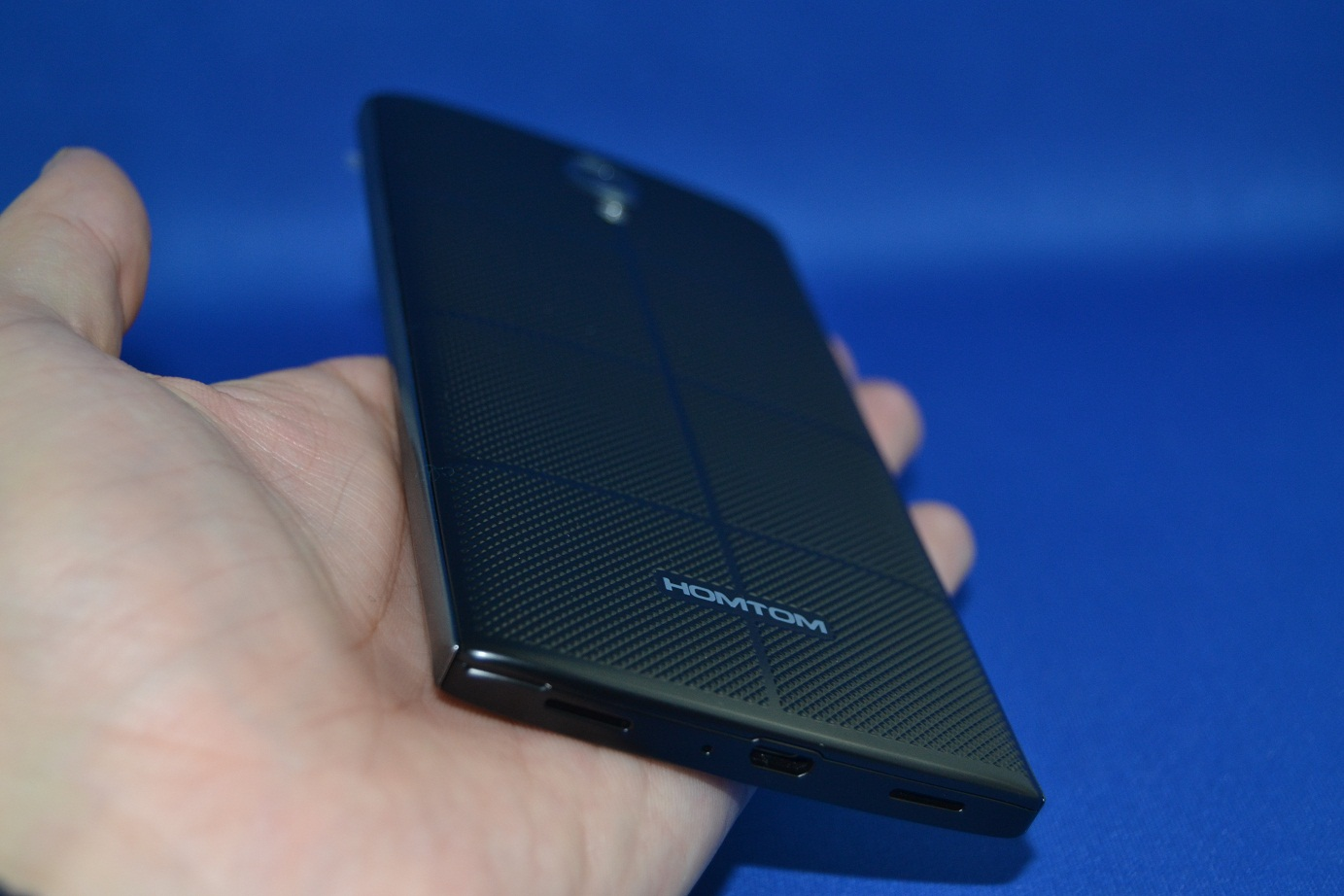 DSC_0156 Unboxing Doogee HomTom HT7, telefonul de 39$ cu ecran HD