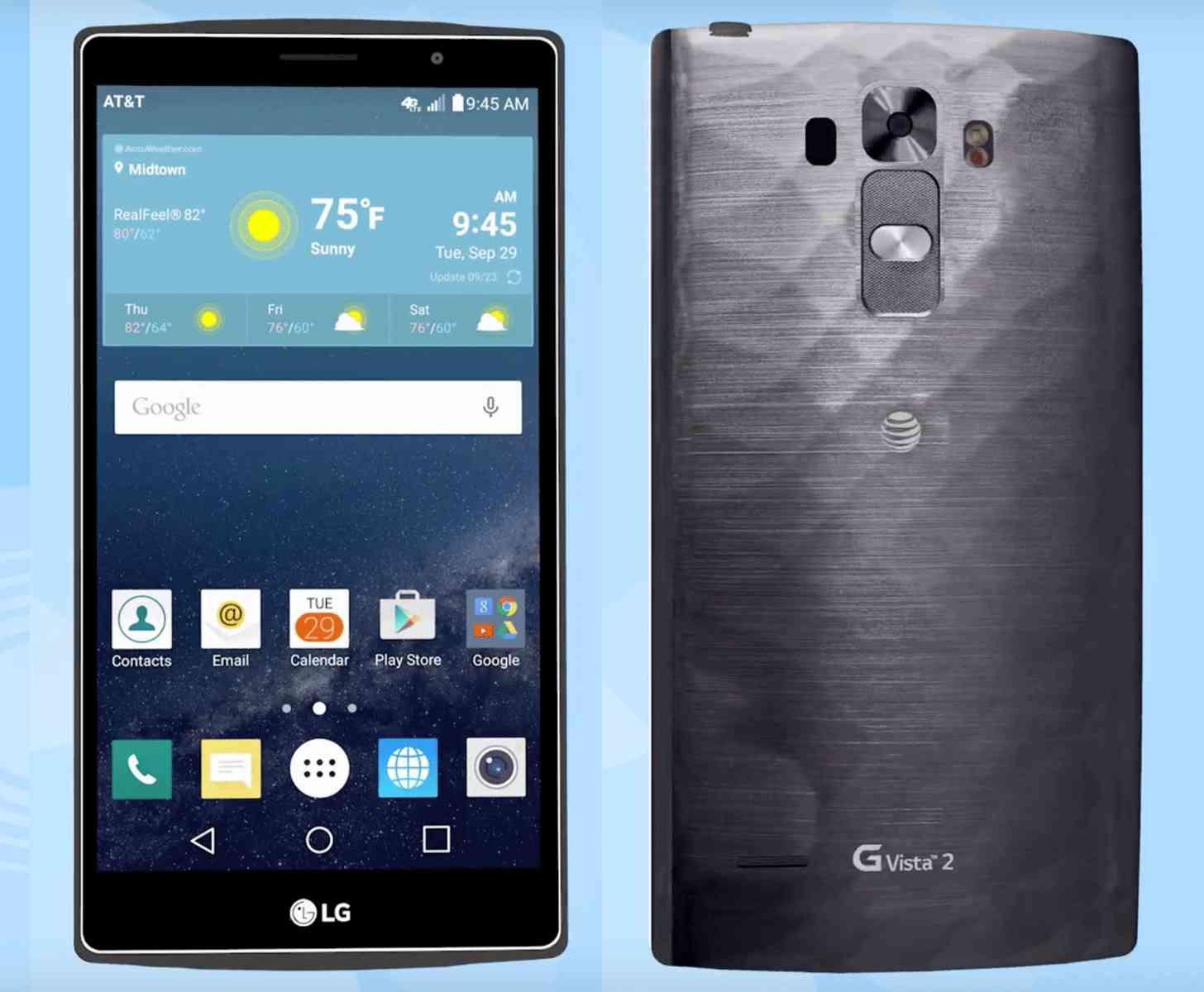 """attlggvista2 LG G Vista 2, un telefon LG cu ecran de 5,7"""" si un Stylus destul de rudimentar"""