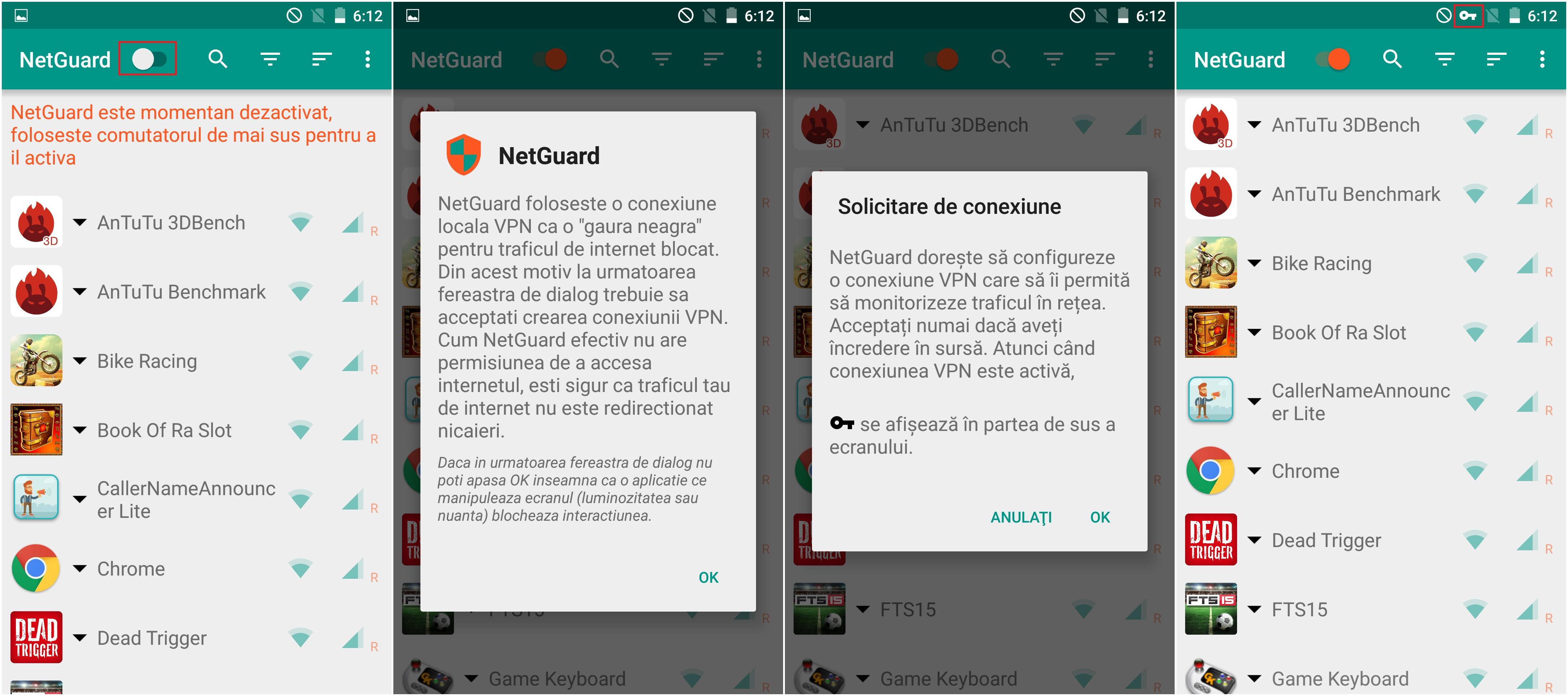 descărcare (1) NetGuard, opreste reclamele din jocuri sau aplicatii si salveaza trafic de date