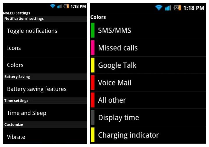 descărcare (2) Vezi notificariile cu stil, pe ecran, folosind aplicatia NoLED