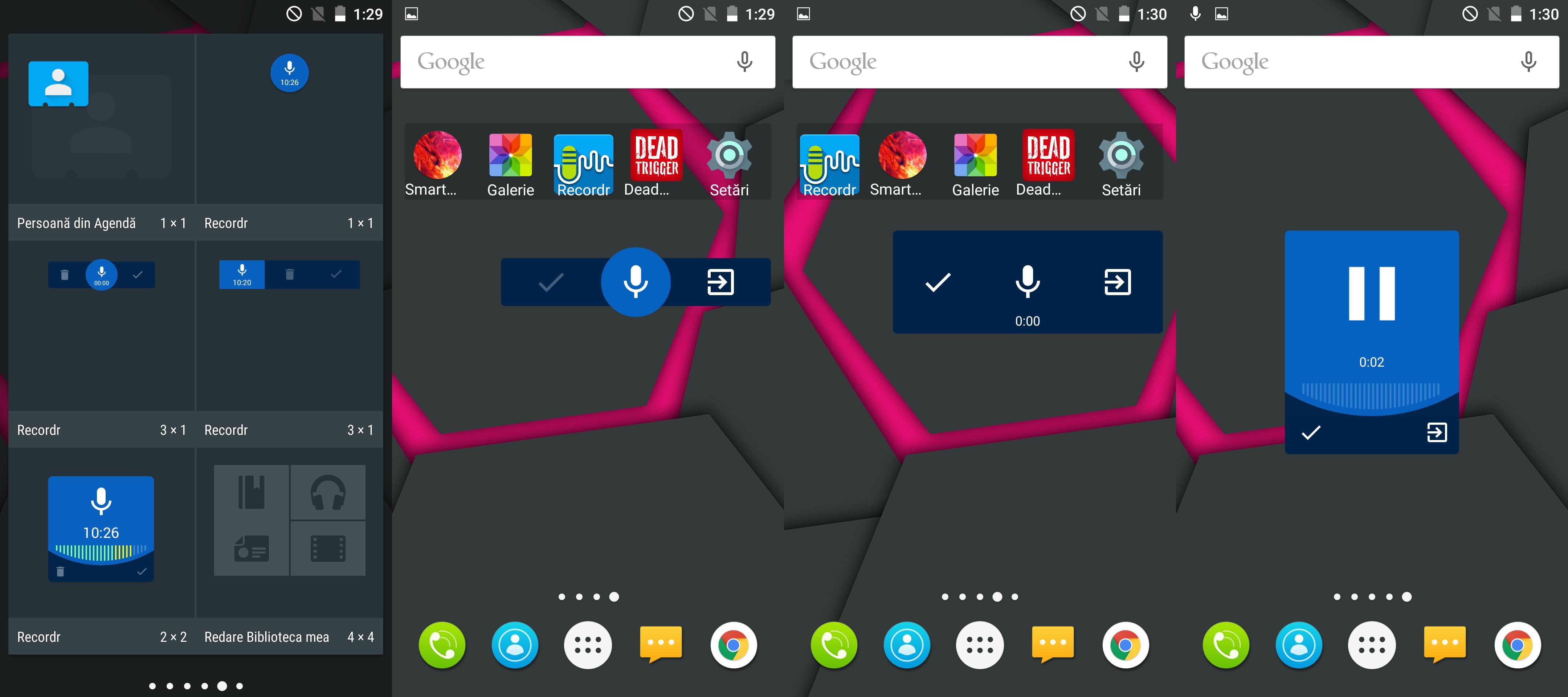 descărcare (2) Recordr - sound recorder profesional pentru Android cu functii interesante