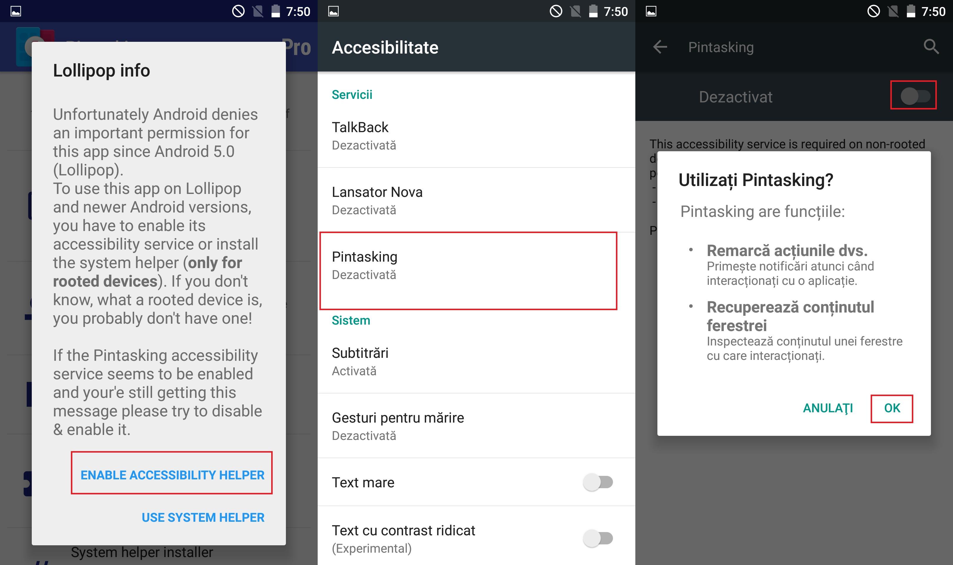 descărcare PinTasking - un altfel de multitasking pentru telefonul tau