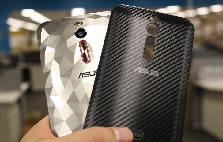 ed Asus Zenfone 2 Deluxe Special Edition cu pana la 384 GB stocare, detalii si pret
