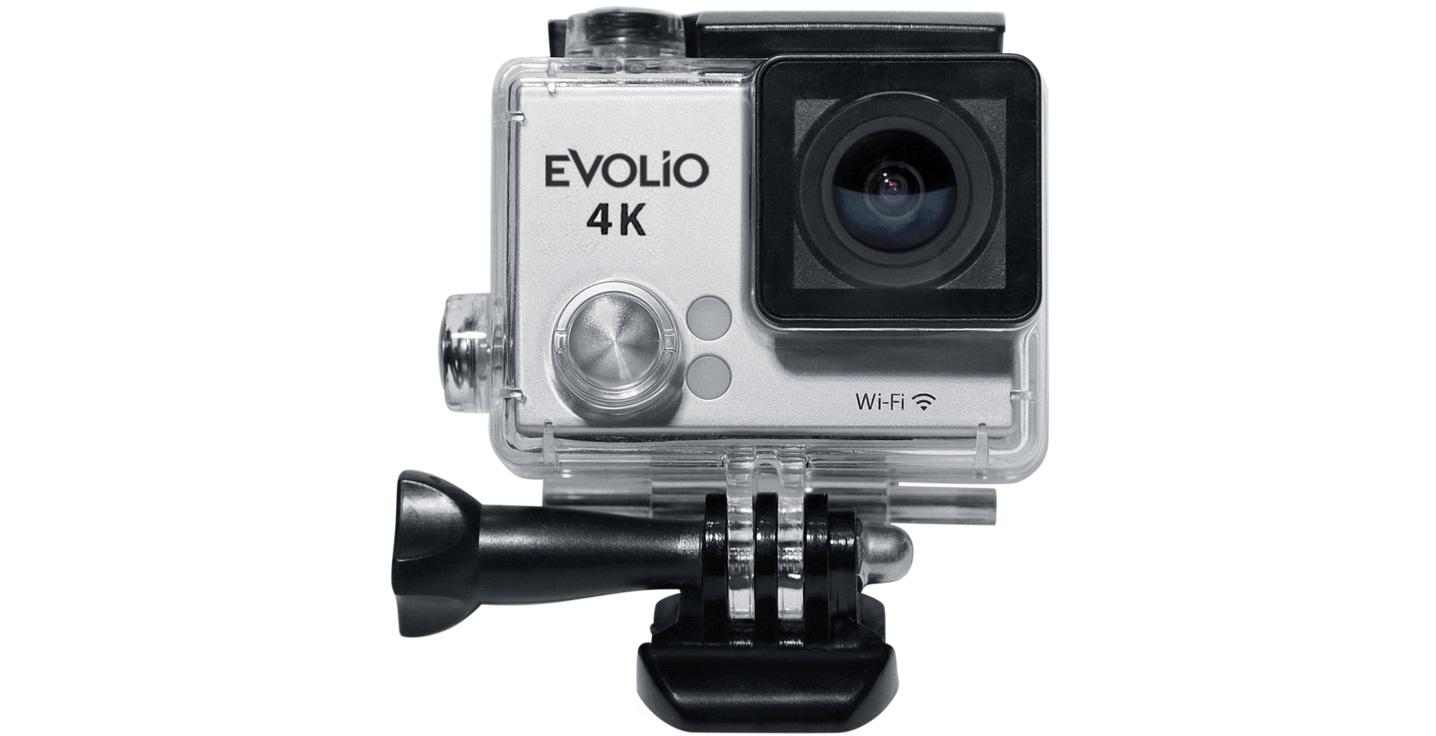 fff Evolio iSmart 4K, camera video de actiune ce filmeaza la rezolutie 4K