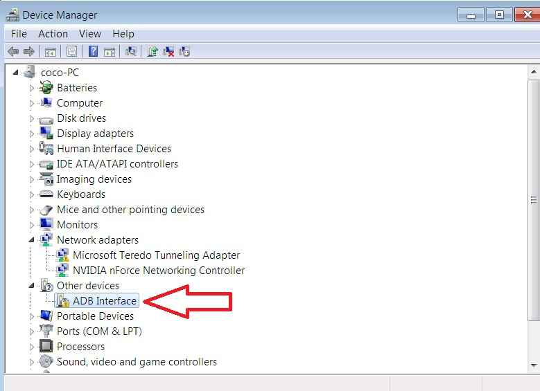 ffff Instalare drivere ADB Android MediaTEK, metoda simpla