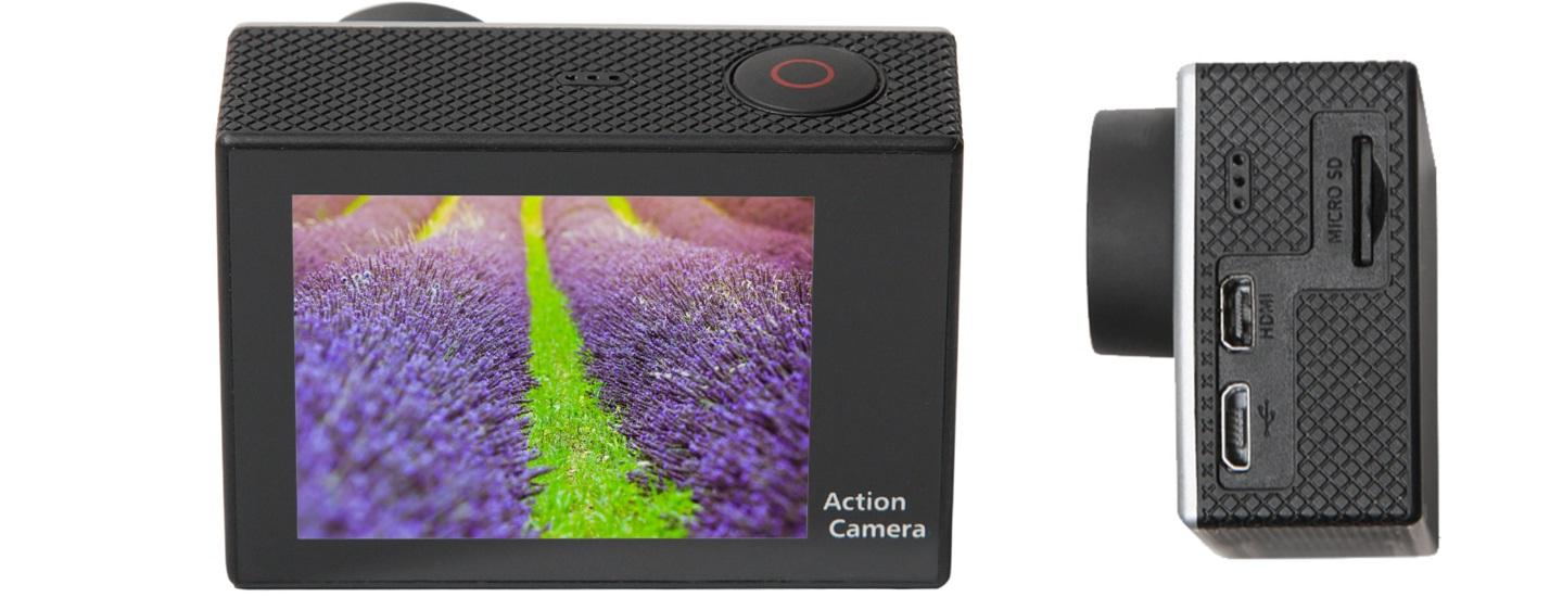 ggg Evolio iSmart 4K, camera video de actiune ce filmeaza la rezolutie 4K