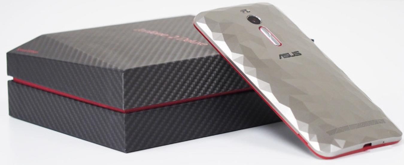 iu Asus Zenfone 2 Deluxe Special Edition cu pana la 384 GB stocare, detalii si pret