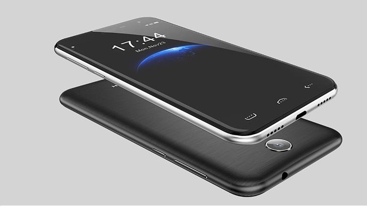 sd HOMTOM HT3, un nou telefon chinezesc ieftin cu ecran HD
