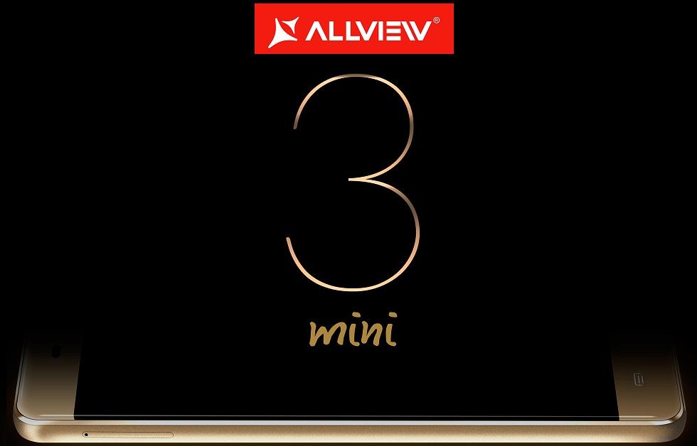 ttt Allview X3 Soul Mini, varianta mini a lui X3 Soul, primul teaser si detalii