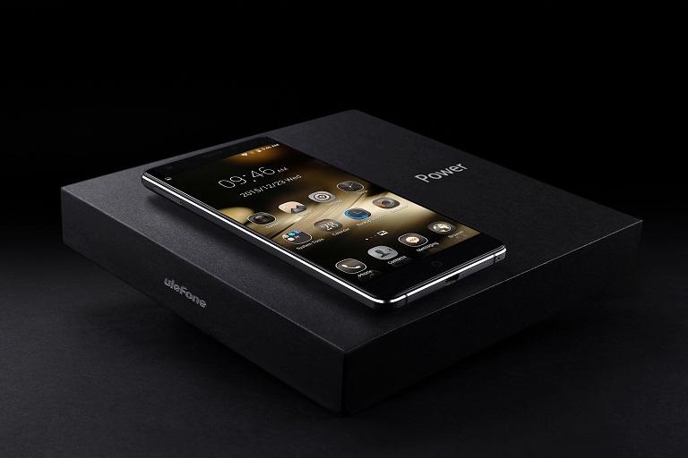 Ulefone Power cu baterie de 6000 mAh si primele poze oficiale